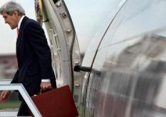 Iraq, prosegue avanzata jihadisti. Kerry in missione a Baghdad