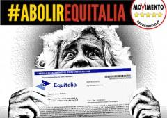 Equitalia: M5S in aula il 7 luglio per discutere abolizione