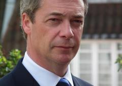 Farage: fino a 15mila sterline di finanziamenti Ue per un comizio