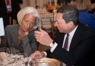Draghi - Lagarde, scambio di poltrone tra Bce ed Fmi?