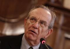 """Delusione Padoan all'Ecofin: """"Stessa linea di Schaeuble"""""""