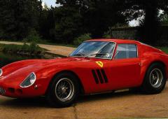 Auto da corsa: c'è chi sborserà $50 milioni per la storica Ferrari 250 Gto