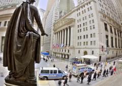 Wall Street in calo ma sopra i minimi. L'Europa torna a far paura