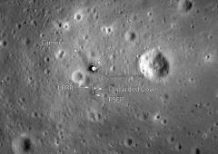Sbarco dell'uomo sulla Luna: 45 anni fa