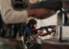 Siria: i jidahisti ora controllano il 35% del territorio
