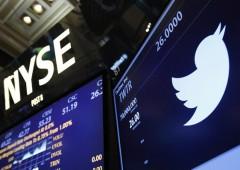 Twitter, cinque buone ragioni per vendere subito