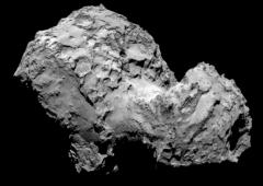 La sonda Rosetta raggiunge l'obiettivo, una cometa a 400 milioni di km dalla Terra