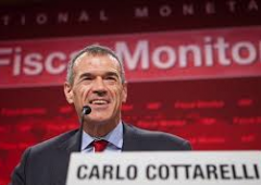 """Cottarelli: """"non spegneremo lampioni in strada"""""""