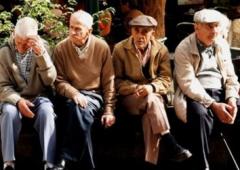 In soli 5 anni mezza Europa avrà una popolazione di ultra vecchi
