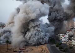 Gaza, tregua finita. Ripartono i razzi
