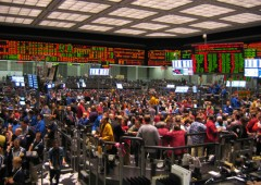 A Chicago blocco di tutti i contratti futures al Cme