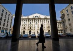 Borsa Milano recupera sul finale, Ftse Mib +0,54%