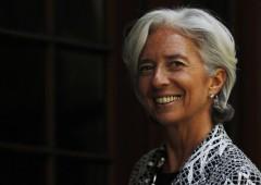 Secondo Lagarde (FMI) non è vero che c'è troppa austerity in Eurozona