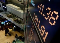 Wall Street: in calo -0,31% l'indice S&P500 a quota 2001