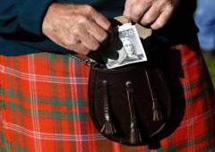 Scozia: se vincono i si, avrà diritto a una parte dell'oro inglese
