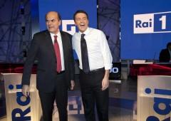 """Bersani sbotta: """"basta allarmismi. Su banche Renzi dica che le salverà"""""""