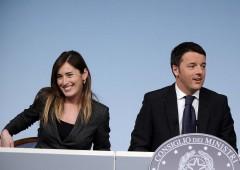 La nuova DC: Renzi e Pd, consenso in calo ma sempre alto