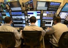 Borsa Milano chiude in rosso, Ftse Mib -1,04%