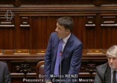 Renzi: non prendiamo lezioni da banche fallite