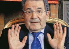 """Prodi: """"Rottamato perché di ferro, se di legno mi avrebbero segato"""""""