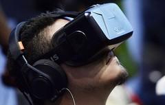 Occhiali Oculus presto sul mercato, realtà virtuale più vicina
