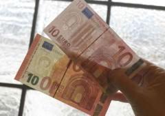 Arriva la nuova banconota da dieci euro