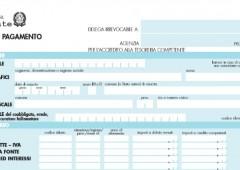 Fisco, F24 sopra 1000 euro va inviato online: rischio caos con pagamento Tasi