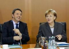 Merkel-Renzi: alla caccia di un accordo sui migranti