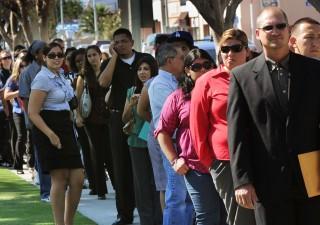Usa: creati 248.000 posti lavoro, disoccupazione scende sotto 6%