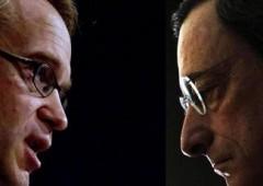 Weidmann: piano Draghi, un rischio per i contribuenti