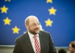 """Schulz all'Europa: """"Fare solo tagli non ha senso"""""""