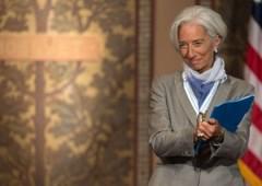 Fmi, Lagarde chiede alla Bce di comprare titoli di Stato