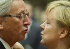 Voltafaccia Juncker. Segue gli ordini della Germania e abbandona idea Fondo salva stati