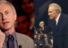 Travaglio e Santoro litigano in diretta, giornalista lascia lo studio (VIDEO)