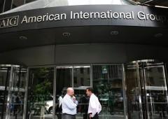 Salvata dal governo, ora AIG chiede $40 miliardi di risarcimento