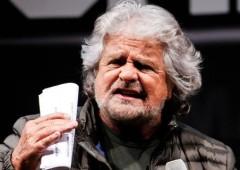 """L'accusa di Grillo ai giornalisti: """"Hanno fatto morire Casaleggio"""""""