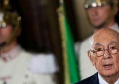 """Stato-mafia: Napolitano """"Mai saputo di accordi"""""""
