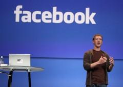 Facebook: profitti raddoppiati ma titolo cede -10%