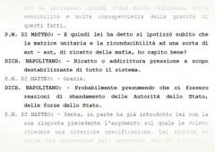 Stato-mafia, ecco cosa ha detto Napolitano