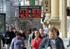 Spauracchio recessione: rischio di fuga di capitali dalla Russia