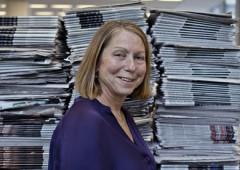 Ex direttrice New York Times lancia start up: $100.000 ad articolo