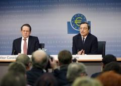 """Bce: tassi fermi allo 0,05%. Draghi: """"faremo altro se sarà necessario"""""""