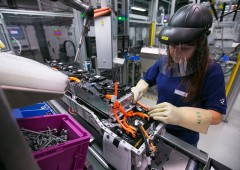 Italia: risorge il manifatturiero
