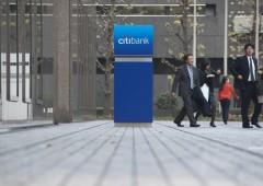 Citigroup vende divisione retail in Giappone, scommette su altro