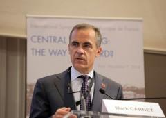 """Banca d'Inghilterra: """"Non aboliremo i contanti"""""""
