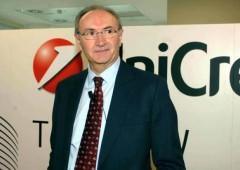 Unicredit: crescono +81,3% i profitti, confermati target 2014