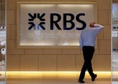 Ancora rosso per Rbs, azionisti in rivolta
