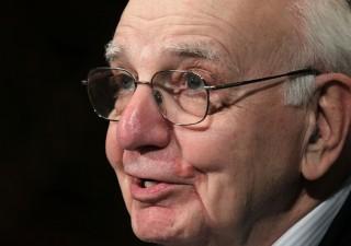 Volcker (ex Fed):