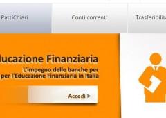 Avrebbe dovuto ripristinare fiducia in banche italiane. Tutte le gaffe del portale PattiChiari.it