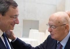 Draghi, la sua prima alla Camera come presidente Bce. Smentirà voci Quirinale?